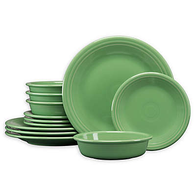 Fiesta® 12-Piece Classic Dinnerware Set in Meadow