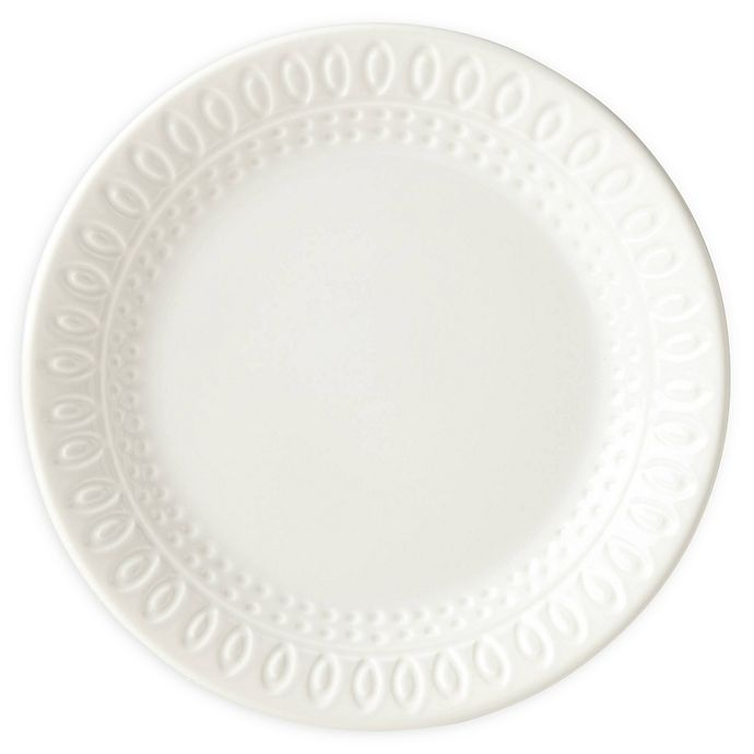 Alternate image 1 for kate spade new york Willow Drive Cream™ Accent Plate