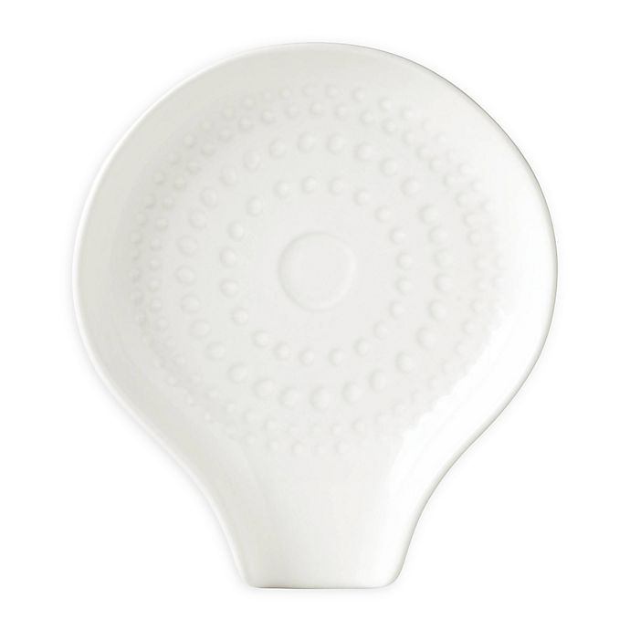 Alternate image 1 for kate spade new york Willow Drive Cream™ Spoon Rest