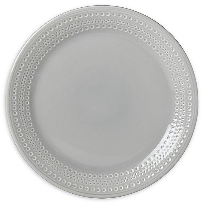 Alternate image 1 for kate spade new york Willow Drive Grey™ Accent Plate
