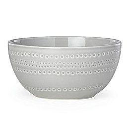 kate spade new york Willow Drive Grey™ Cereal Bowl