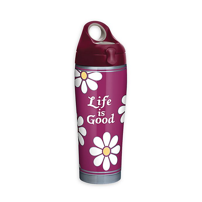 Tervis 174 Life Is Good 174 All Over Daisy 24 Oz Stainless