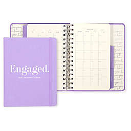 kate spade new york Bridal Appointment Calendar in Light Purple