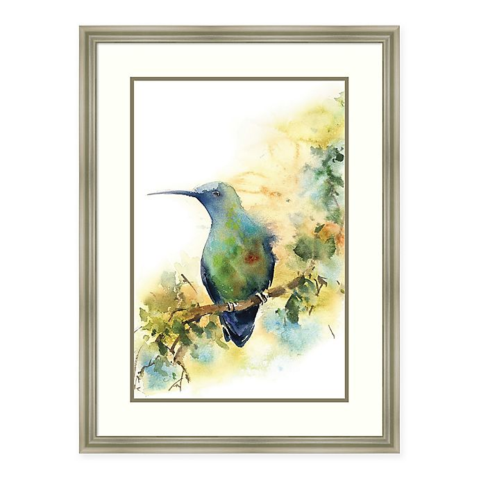 Alternate image 1 for Amanti Art Watchful by Sophia Rodionov 24-Inch x 32-Inch Framed Print