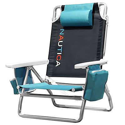 Nautica® 5-Position Beach Chair
