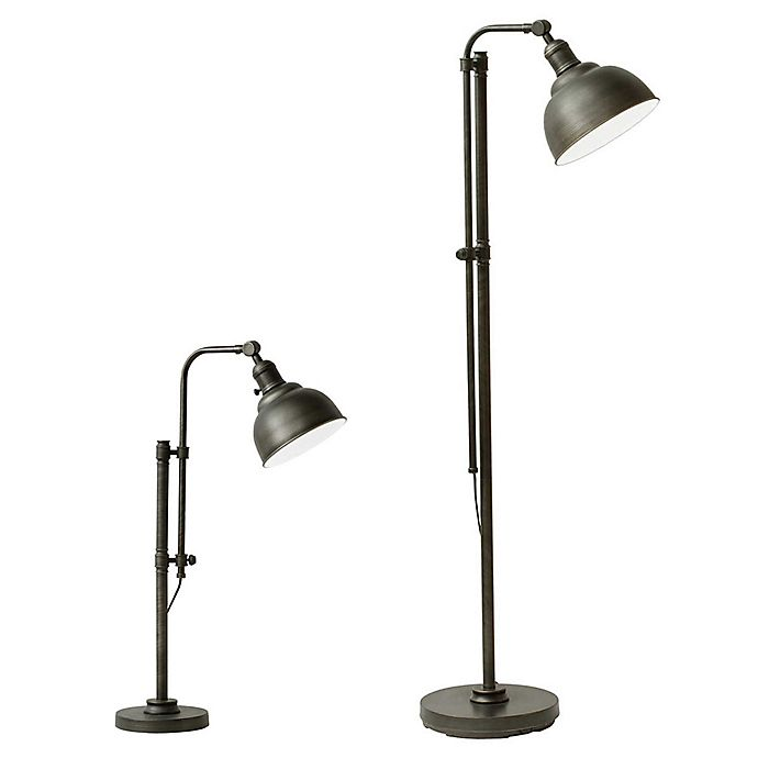 Alternate image 1 for Bee & Willow™ Home Hudson Lighting Collection in Black