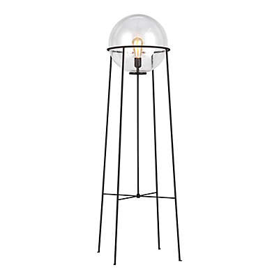 ED Ellen DeGeneres Atlas I Floor Lamp in Aged Iron