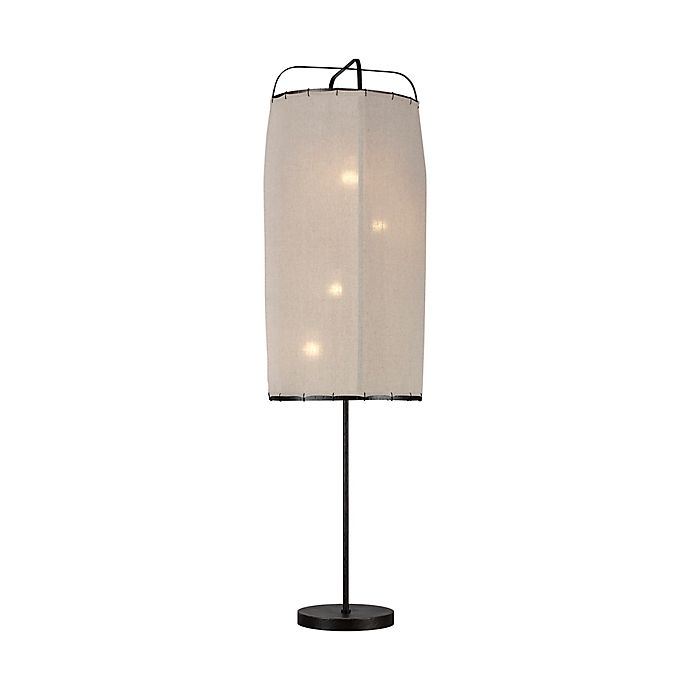 Alternate image 1 for ED Ellen DeGeneres Dunne 4-Light Floor Lamp in Aged Iron