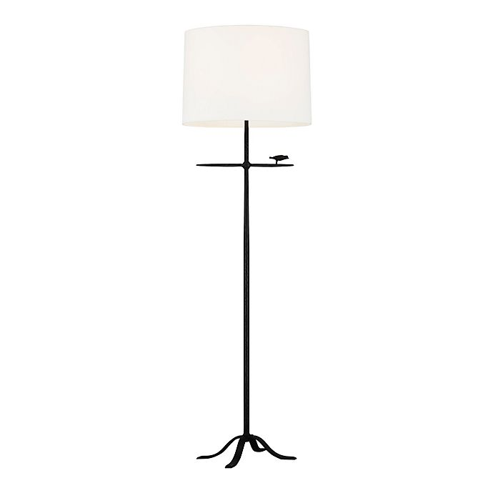 Alternate image 1 for ED Ellen DeGeneres Caroline Floor Lamp in Aged Iron