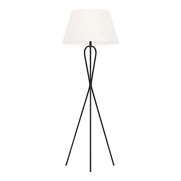 Alternate image 1 for ED Ellen DeGeneres Francis Floor Lamp in Aged Iron