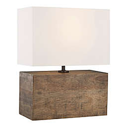 ED Ellen DeGeneres Redmond Table Lamp in Oak