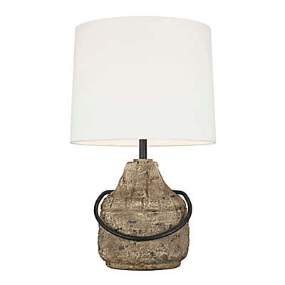 ED Ellen DeGeneres Augie Table Lamp in Stone