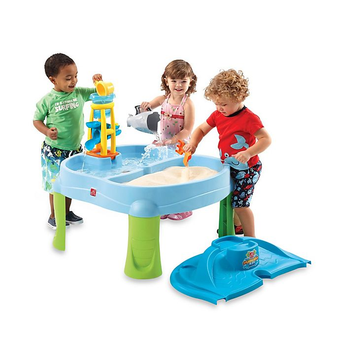 Alternate image 1 for Step2® Splash & Scoop Bay Water Table