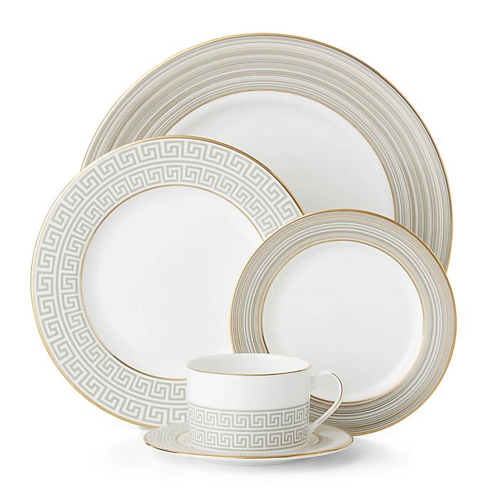 Alternate image 1 for Brian Gluckstein by Lenox® Delphi 5-Piece Place Setting