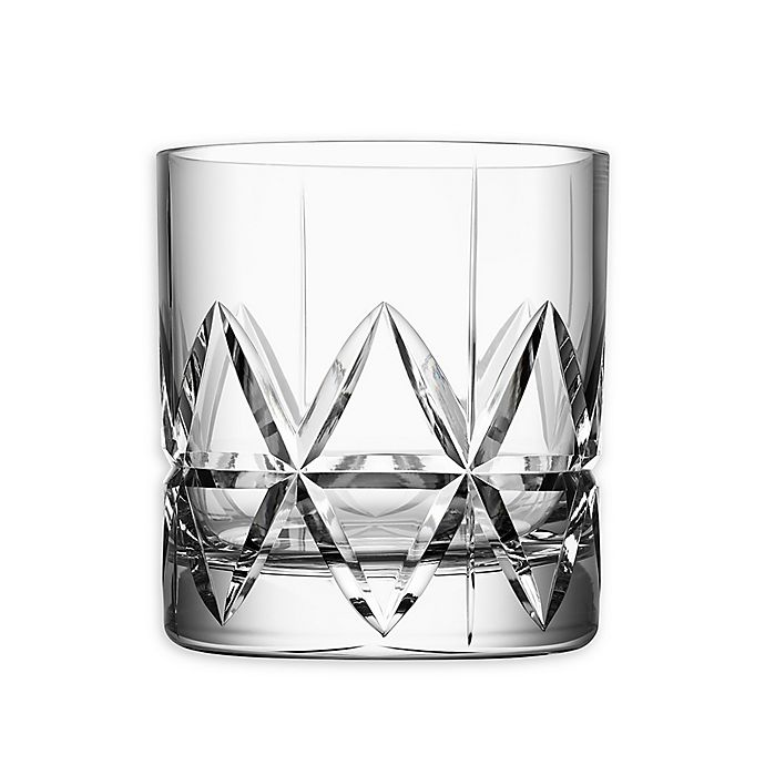 Alternate image 1 for Orrefors Peak Double Old Fashioned Glasses (Set of 4)