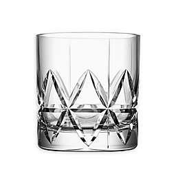 Orrefors Peak Double Old Fashioned Glasses (Set of 4)