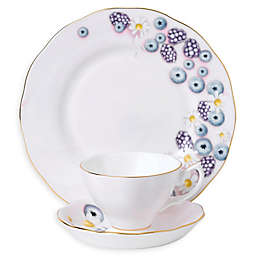 Royal Albert Alpha Foodie 3-Piece Place Setting
