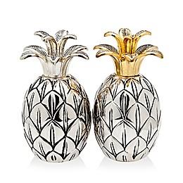 Godinger® Pineapple Salt and Pepper Shakers