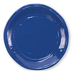 viva by VIETRI Fresh Salad Plate in Marine Blue