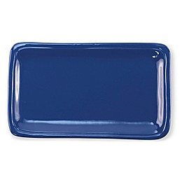 viva by VIETRI Fresh 12-Inch Rectangular Platter in Marine Blue