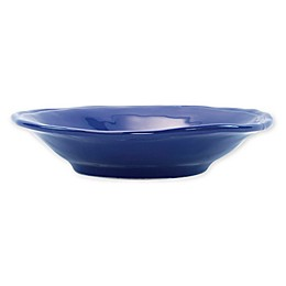 viva by VIETRI Fresh Pasta Bowl in Marine Blue