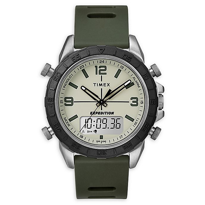 c2ae2ff42 Timex® Expedition Pioneer Combo Men's 41mm TW4B17100 Watch | Bed ...