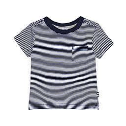 Splendid® Microstripe Shirt in Navy