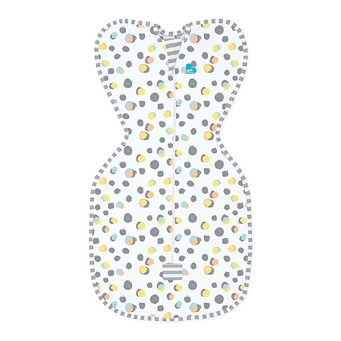 Alternate image 1 for Love to Dream™ Swaddle UP™ Original Swaddle in Polka Dot