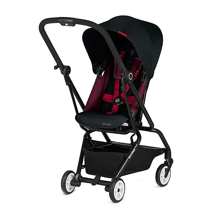 Alternate image 1 for CYBEX Special Edition Ferrari Eezy S Twist Stroller