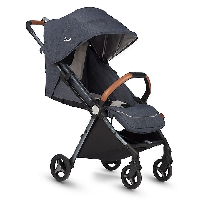 Alternate image 1 for Silver Cross Jet Special Edition Single Stroller