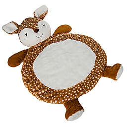 Mary Meyer Fawn Baby Playmat in Brown/White