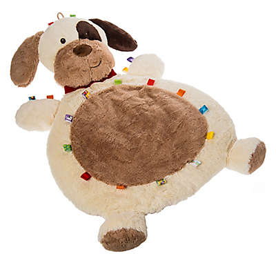 Mary Meyer Buddy Dog Baby Playmat in Tan/White