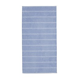 Calvin Klein Eileen Bath Towel in Blue/White