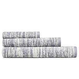 Calvin Klein Strata Bath Towel in Marble