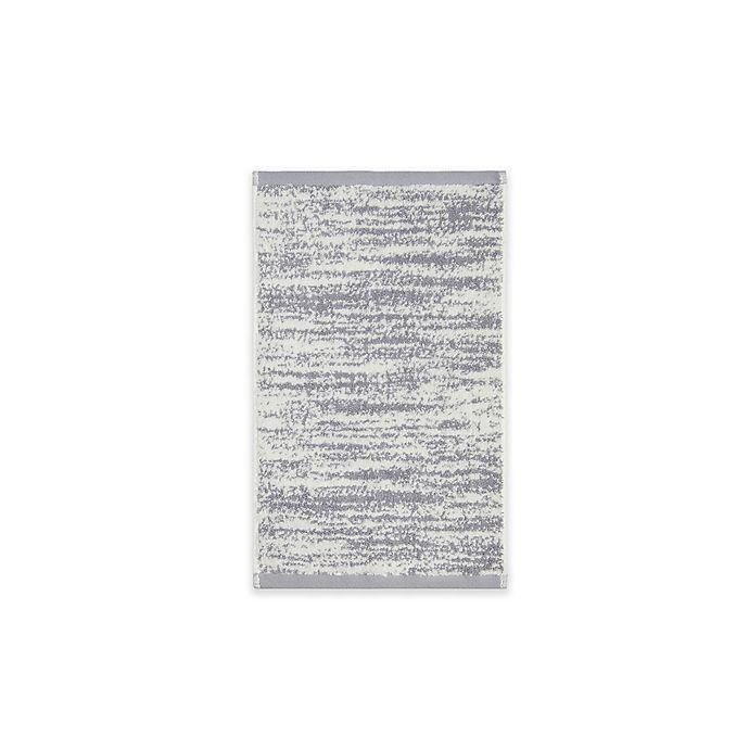 Alternate image 1 for Calvin Klein Strata Washcloth in Marble
