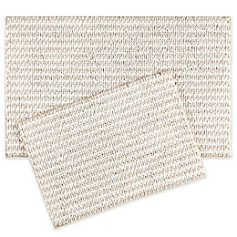 Nicole Miller Chester 2-Piece Bath Mat Set