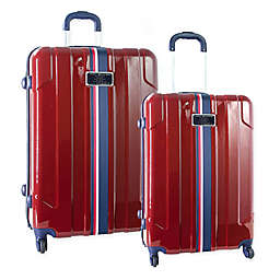 Tommy Hilfiger® Lochwood Hardside Spinner Checked Luggage