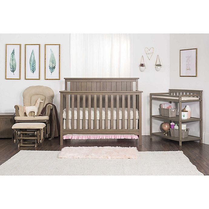 Alternate image 1 for Child Craft™ Forever Eclectic™ Cottage Flat Top Nursery Furniture Collection