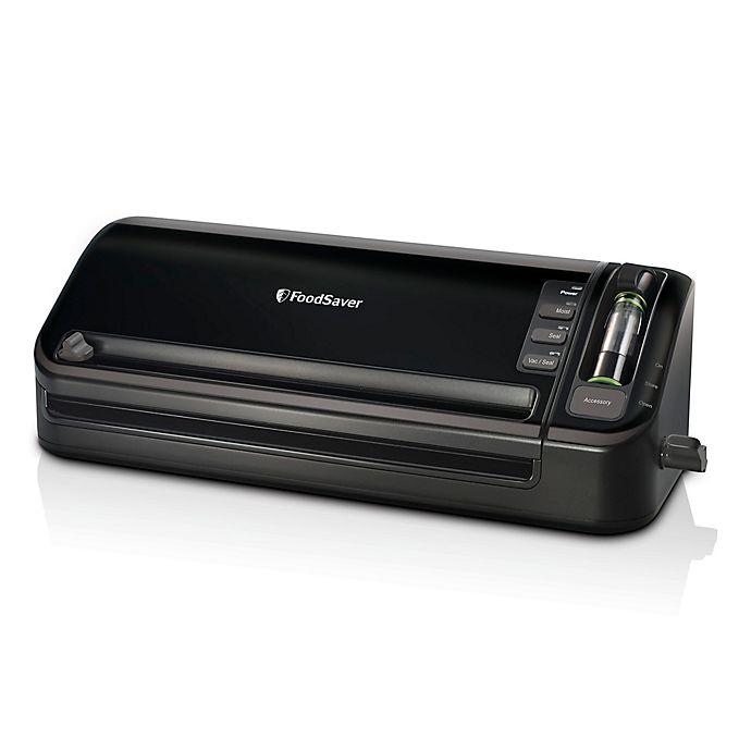 Alternate image 1 for FoodSaver® FM3600 2-in-1 Vacuum Sealer System in Black