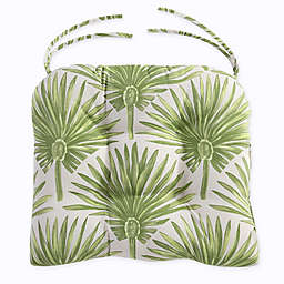 Print Indoor/Outdoor Tufted Cushion