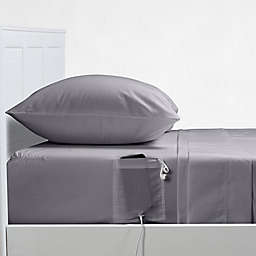 Distinct Dorm® 200-Thread-Count Sheet Set with Cell Phone Pocket