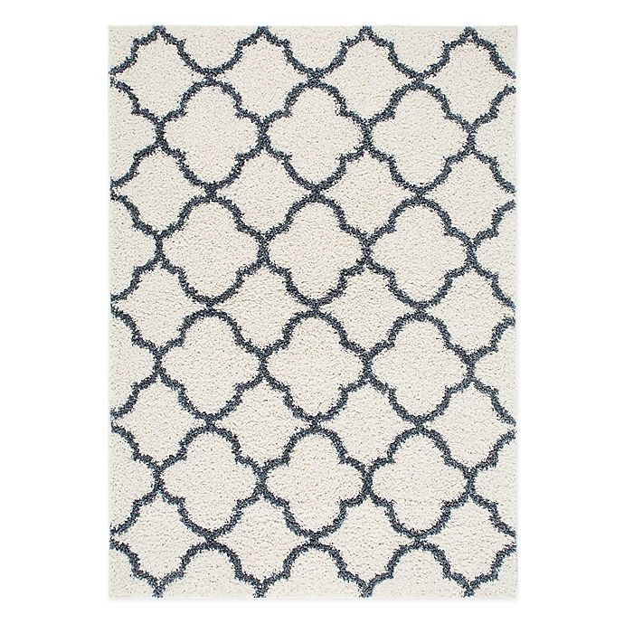 Alternate image 1 for Home Dynamix Synergy Area Rug in Blue