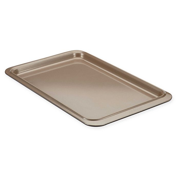 Alternate image 1 for Anolon® Eminence™ Nonstick Cookie Pan in Onyx/Umber