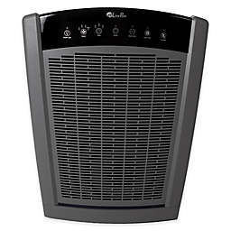 LivePure Bali Series Multi-Room True HEPA Console Air Purifier in Graphite