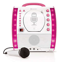 The Singing Machine Portable Karaoke Machine