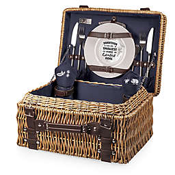Pixar® Bug's Life Champion Picnic Basket with Service for 2 in Navy