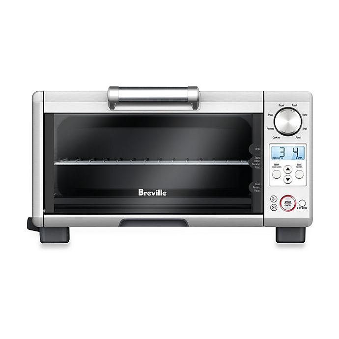 Alternate image 1 for Breville® Mini Smart Oven® with Element IQ™