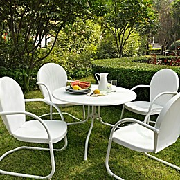 Crosley Griffith Metal Outdoor Furniture