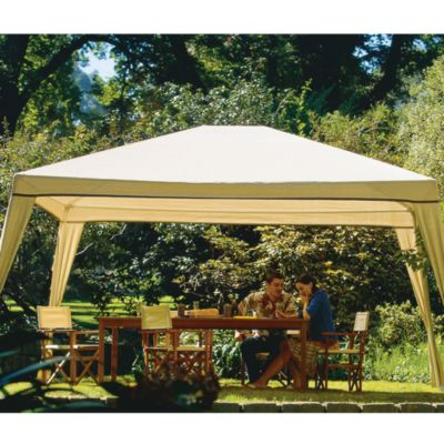 Coolaroo Isabella Aluminum Frame Rectangular Gazebo Bed
