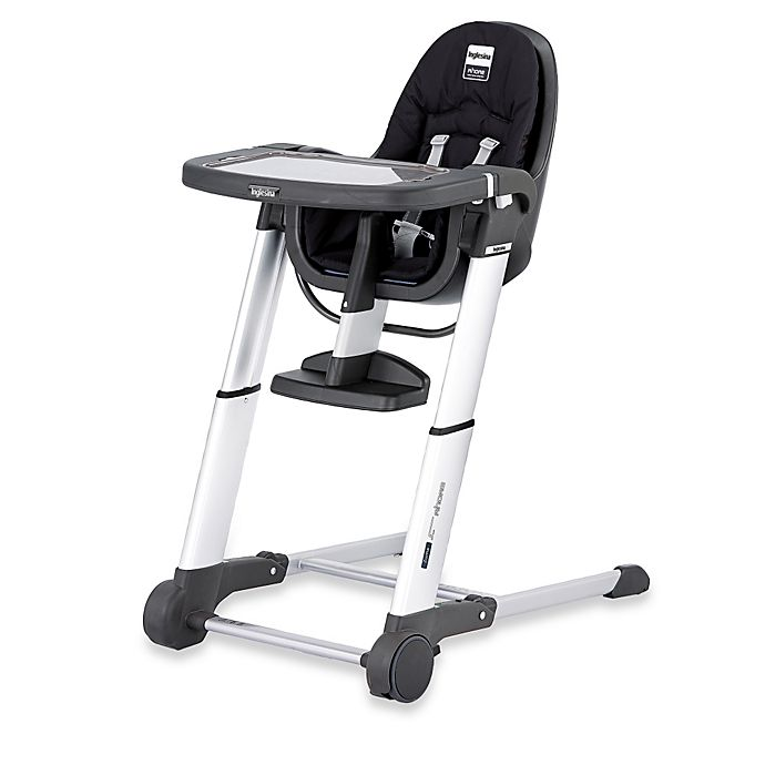 Tremendous Inglesina Zuma Gray High Chair In Graphite Buybuy Baby Ibusinesslaw Wood Chair Design Ideas Ibusinesslaworg